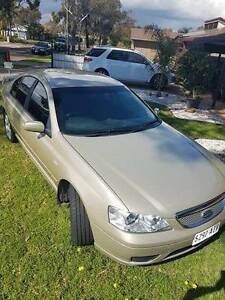 2005 Ford Fairmont Sedan Paralowie Salisbury Area Preview