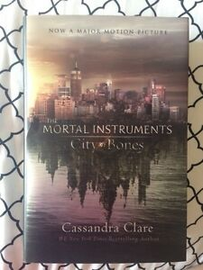 Mortal Instruments City Of Bones By: Cassandra Clare Sarnia Sarnia Area image 1