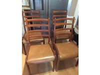 GPlan dining chairs