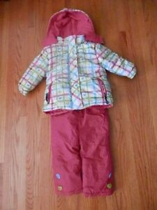 Size 18 mth girls snowsuit