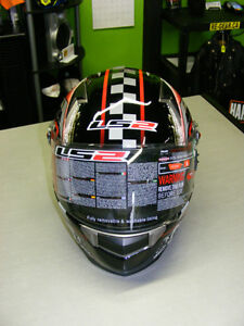 LS2 - Full Face Helmets - PUMP System - NEW at RE-GEAR Kingston Kingston Area image 2