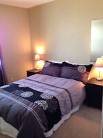 Fully Furnished Room In Timberlea-Available Now!