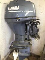 2000 YAMAHA 40 HP FOUR STROKE MOTOR