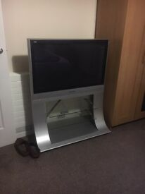 """Panasonic viera 37"""" plasma TV - built in Freeview"""