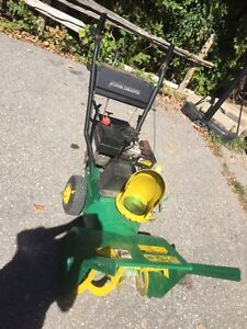 Pair of snowblowers for sale
