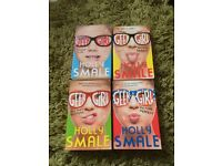 Brand new set of four books