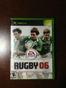 EA Sports Rugby 06 For Xbox