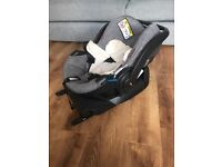 Stokke baby seat and base