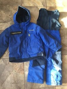 Columbia Size 4/5 Snowsuit