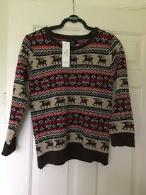 Cute winter jumper-size S/M