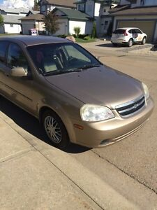 2004 Chevy optra