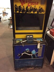 To arcade games need a little bit of work