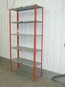 Fantastic Deal on theses 99' tall Shelves