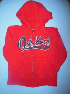 Boys Hoodies and shirts Size 5T