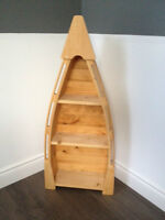 A beautiful decorative stand ship-shape- Price reduced