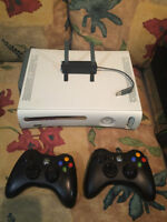 XBOX 360 50G + Kinect + Jeux