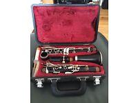 Yamaha clarinet 26II like new!!