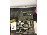 Air tool set Pneumatic