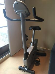Vision Fitness U10 Upright Exercise Bike