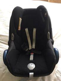 Maxi Cosi ban carry car seat