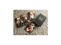 The Godfather DVD Collection Boxset