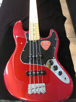 * FENDER AMERICAN SPECIAL JAZZ BASS * MADE IN USA *