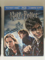 Blu ray Harry Potter and the deathly hallows