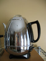 Vintage Antique Toasters / Coffee Purcolaters  / Juicer