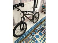 DMR - Rythym - mountain bike, DJ , kona, specialized, orange