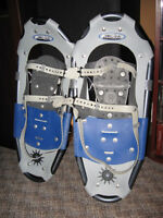 "REDUCED - POWERIDGE SNOWSHOES 21"" length"