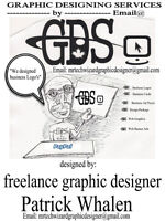 Graphic Designing Services by Email