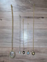 5 CAMEO necklaces - $5 each or ALL for $15!