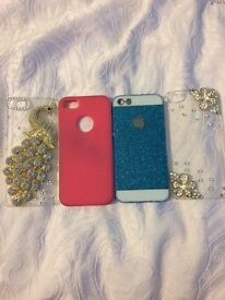 Selection of iPhone 5/5s cases