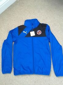 Reading FC Lightweight Rain Jacket Adult Small