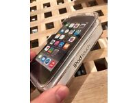 Like new Apple iPod Touch 6th Gen (newest) 64gb grey