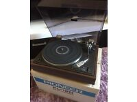 Pioneer PL-12D turntable vinyl record player