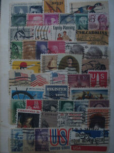 My USA Stamp Collection---Lot 3