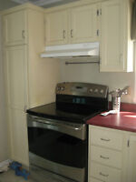 Full Kitchen Cabinets and Countertops