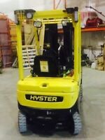 ***NEW TRENCH ROLLER!!! NEW FORKLIFT!! & 500MCM CABLE***
