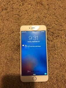 iPhone 6 Plus silver 128gb