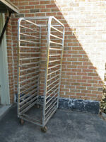 BAKERY OVEN RACK