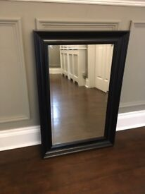 Black Wall Mirror from Next