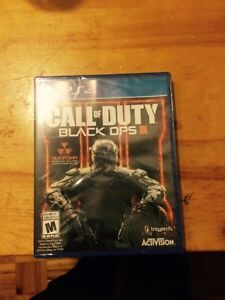 !!!Brand new black ops 3!!!NEVER OPEN!! West Island Greater Montréal image 1