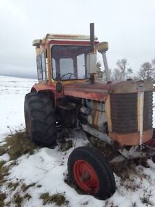 Massey tractors for parts
