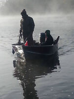 Lund 14.5 ft Fishing Boat For Sale or Trade
