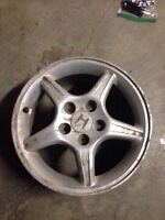 Stock oem Honda prelude wheels/rims