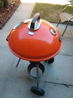STOK Charcoal BBQ Grill+Cover