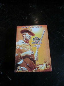 DVD Man With No Name Trilogy Western Clint Eastwood Dollars