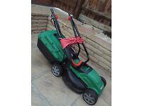 Qualcast M2E1232M 1200W lawn mower
