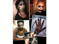 Freelance Makeup Artist/ Manchester/ Special Effects- Halloween